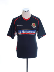2008-10 Wales Champion Training Shirt M