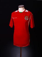 2008-10 Wales Home Shirt XXL