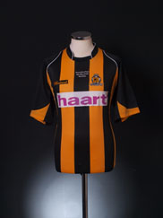 2008 Cambridge United Home Shirt 'Promotion Final' L