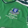 2008 Everton 'Everton V Fiorentina' Goalkeeper Shirt *Mint* XL