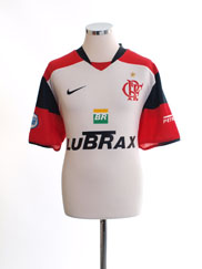 2008 Flamengo Away Shirt #10 XL