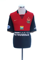 2008 Flamengo Third Shirt #10 L