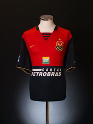 2008 Flamengo Third Shirt XL