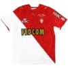 2008 Monaco Puma Player Issue Home Shirt Koller #9 XXL