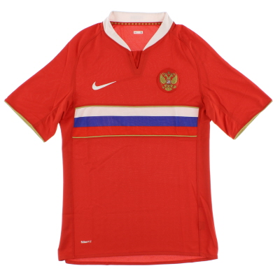 2008 Russia Away Shirt S