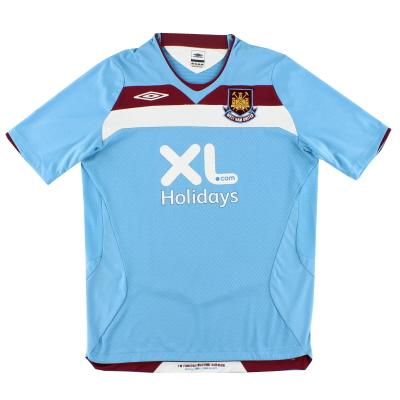 2008 West Ham Away Shirt *Mint* M