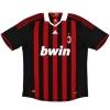 2009-10 AC Milan Home Shirt Borriello #22 XL