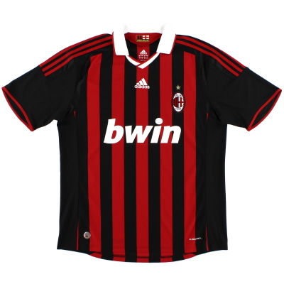 2009-10 AC Milan Home Shirt *Mint* Y