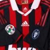 2009-10 AC Milan Match Issue Home Shirt Onyewu #5