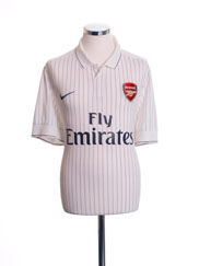 2009-10 Arsenal Third Shirt *Mint* XL