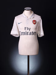 2009-10 Arsenal Third Shirt M.Boys