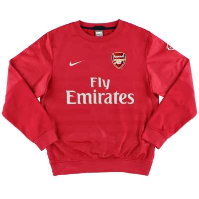 2009-10 Arsenal Training Jumper S