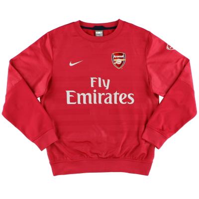 2009-10 Arsenal Training Jumper S