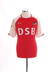 2009-10 AZ Alkmaar Home Shirt M
