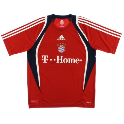 2009-10 Bayern Munich adidas Training Shirt L