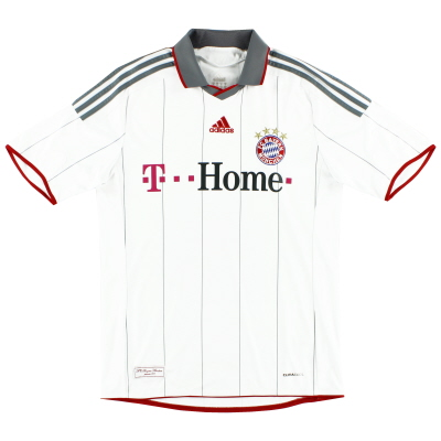 2009-10 Bayern Munich European Shirt L