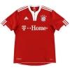 2009-10 Bayern Munich Home Shirt Robben #10 L