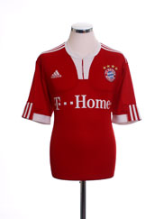 2009-10 Bayern Munich Home Shirt XXL