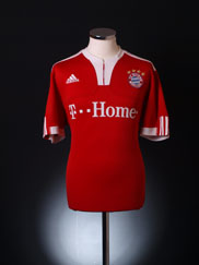 2009-10 Bayern Munich Home Shirt XXXL