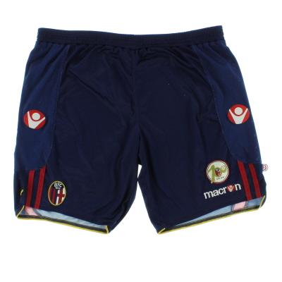 2009-10 Bologna Away Shorts XL