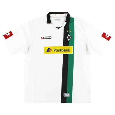 2009-10 Borussia Monchengladbach Lotto Home Shirt XXL