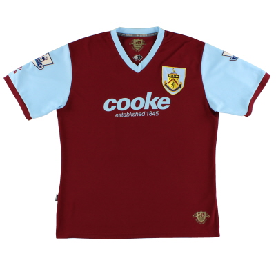 2009-10 Burnley Home Shirt L