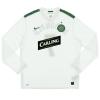 2009-10 Celtic European Shirt McDonald #7 L/S *Mint* XL