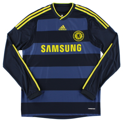 2009-10 Chelsea 'Formotion' Away Shirt L/S L