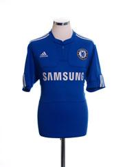 2009-10 Chelsea Home Shirt XL