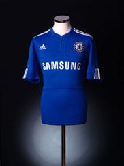 2009-10 Chelsea Home Shirt S