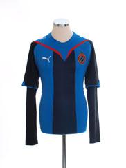 2009-10 Club Brugge Home Shirt L/S L