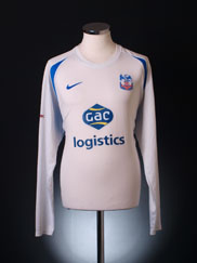 2009-10 Crystal Palace Away Shirt L/S XXL