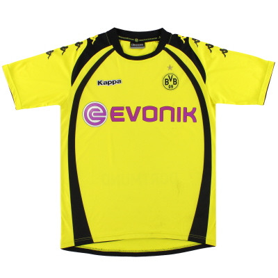 2009-10 Dortmund Kappa Home Shirt Y