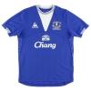 2009-10 Everton Home Shirt Jagielka #6 L