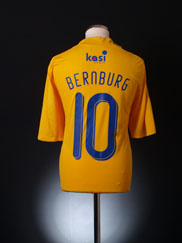 2009-10 Brondby Home Shirt Bernburg #10 *Mint* XL