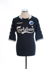 2009-10 FC Copenhagen Away Shirt XL