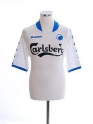 2009-10 FC Copenhagen Home Shirt XL