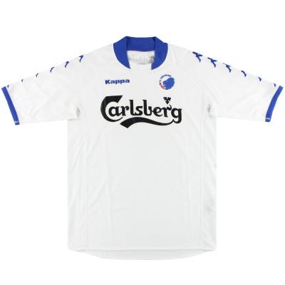 2009-10 FC Copenhagen Kappa Home Shirt S