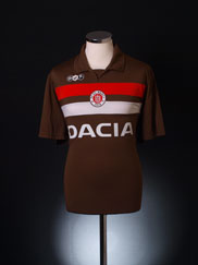 2009-10 FC St. Pauli Home Shirt *As New* XXL