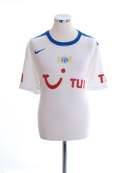 2009-10 FC Zurich Home Shirt