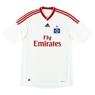 2009-10 Hamburg Home Shirt S