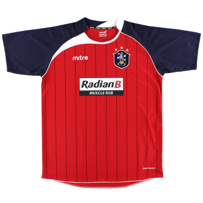 2009-10 Huddersfield Town Away Shirt XL