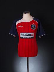 2009-10 Huddersfield Town Home Shirt S