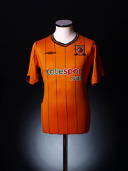 2009-10 Hull City Home Shirt XXXL