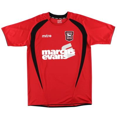 2009-10 Ipswich Mitre Away Shirt M