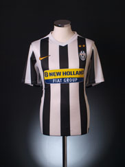 2009-10 Juventus Home Shirt  *BNIB* XXL