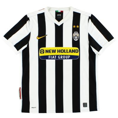 2009-10 Juventus Home Shirt L