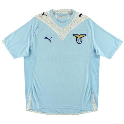 2009-10 Lazio Puma Home Shirt M
