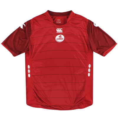2009-10 Lille Canterbury Home Shirt XL