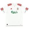 2009-10 Liverpool adidas CL Third Shirt Aquilani #4 XL.Boys